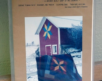 Star on the Barn by The Buggy Barn Quilt Pattern