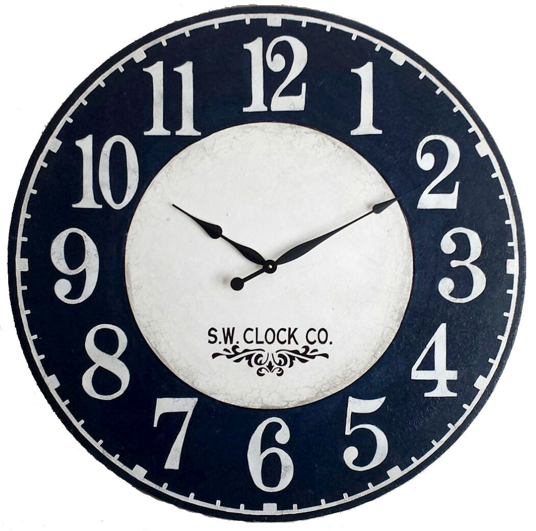 Am americana country wall clocks - Details The 36 Inch Americana Wall Clock