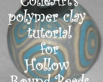 DIY KIT: Hollow Polymer Clay Beads