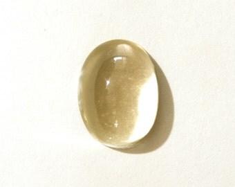 Golden Beryl Oval Cabochon
