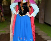 Anna Frozen Costume - Discounted Price!