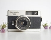 Camera, Capromatic 250, Mid Century Design, Gift For Him, Design Oriented, Decor Camera, Bookshelf Camera, Studio Decor