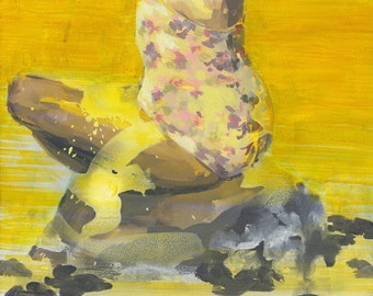 Summer. horiztonal / landscape giclee print