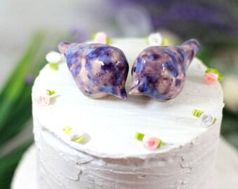 Love bird cake topper Wedding cake topper Wedding gift Anniversary gift Custom cake topper Love birds Topper for wedding