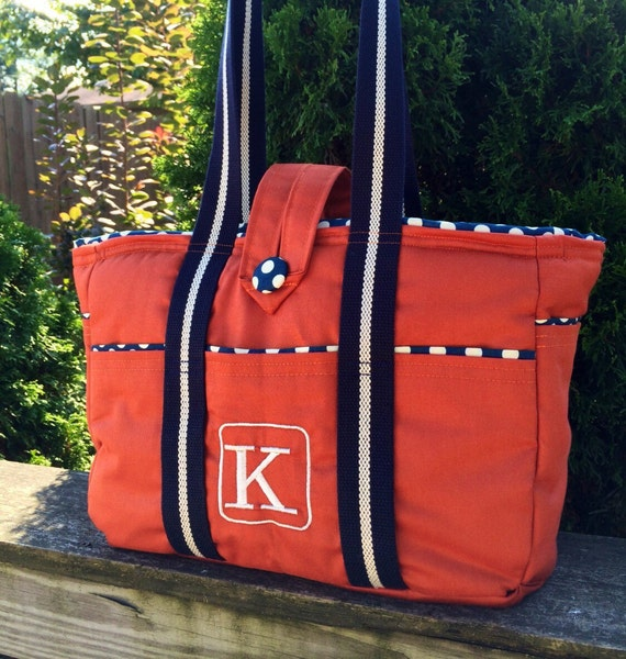 items similar to customize your own large bag diaper bag work bag school bag travel bag. Black Bedroom Furniture Sets. Home Design Ideas