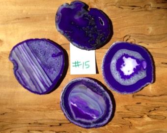 Geode Coasters.    #14