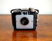 Vintage Kodak Brownie Holiday Camera Mid Century 1950s Photography