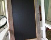 Wedding sign , Chalkboard Sign , rustic weddings , framed chalkboard , wedding seating chart , bar sign , wedding menu , rustic chalkboard