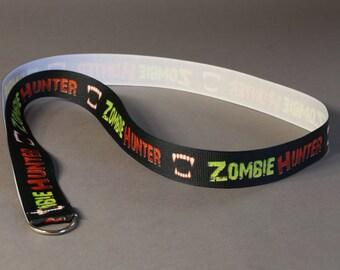Zombie Hunter Lanyard