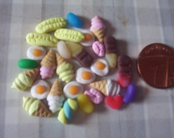 Miniature PICK n MIX SWEETS Candy dolls