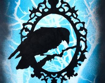 As the Crow Waits, Art