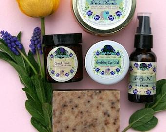Mature Skin Care Kit