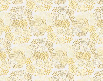 Art Gallery Fabric's Anna Elise -Geo Mist (Cold) 1 yard