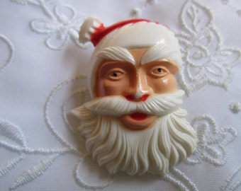 Vintage Santa Claus Pin from the 1960's