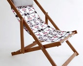 Blossomed Deck Chair