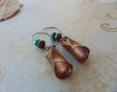 SALE Tulip Earrings