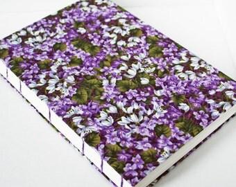 Blank Art Journal 6x9 Inch Journal Mixed Media Journal Watercolor Journal Sketch Journal Fabric Journal Sketchbook Coptic Stitch Art Diary