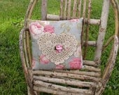 Victorian Rose Garden porch swing pillow front porch pillow summer accent pillow