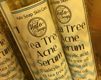 Tea Tree Serum with Salicylic Acid
