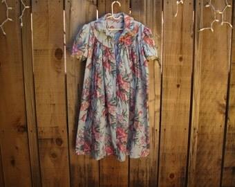 1960s Babydoll Dress