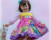 Gooseberry Lane Originals My Little Pony Dress