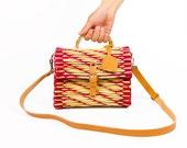 Nuvens a Passar Folder - Traditional Portuguese Shoulder and Handbag.
