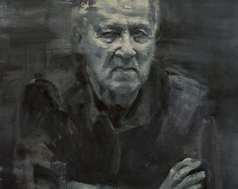 Herzog, Original Oil Painting