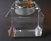 Mid Century Modernist LUCITE Table Lighter