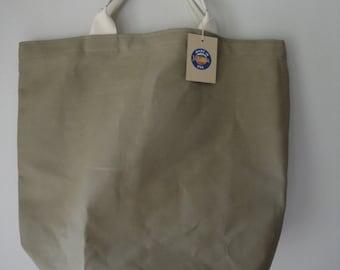 Canvas Tote Bag / Khaki