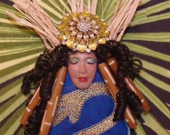 Tahitian Trinket Mermaid