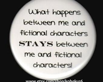 Fictional Relationship Button