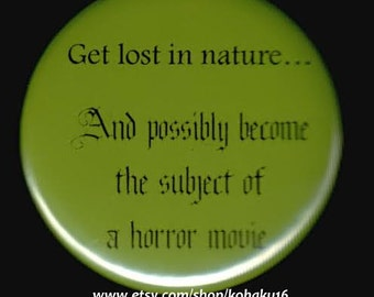 Natural Horror Story Button