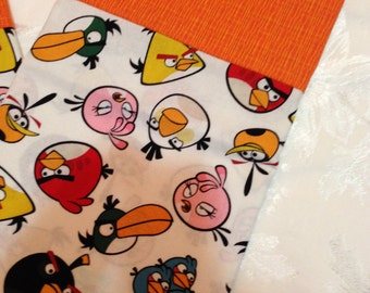 Angry Birds Pillow case