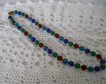 Bead Necklace - vintage, collectible, jewelry
