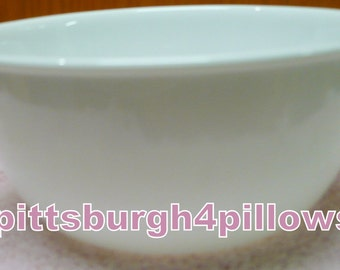 2 - Corelle - Winter Frost - Super Soup/Cereal Bowl -6 1/4 - EUC - Read Below - 28 Ozs.- Price Is For Each