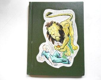 Andy and the Lion, a Vintage Children's Book