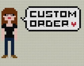 Custom Pattern for JOCELYN