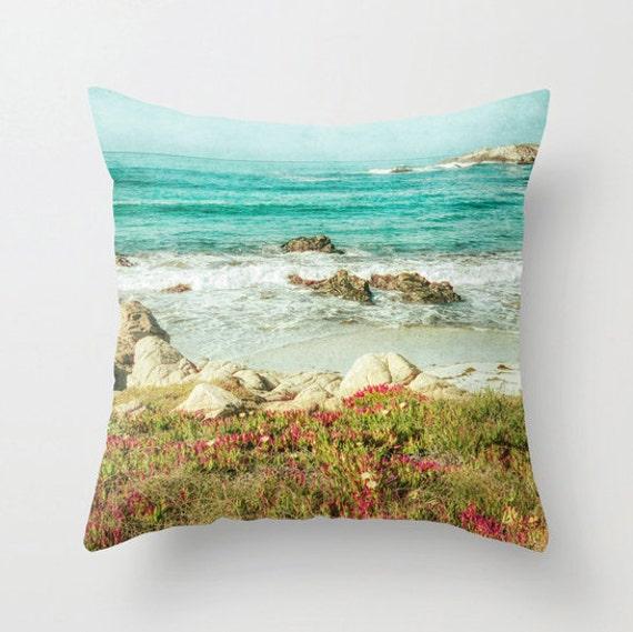 Inexpensive Beach Throw Pillows : Pillow Cover Beach Decorative Throw Pillow Cover