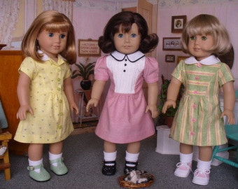 Doll Clothes Pattern,  Comin' or Goin', No 1025