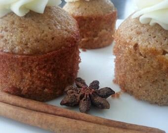 Chai Tea Mini Tea Cakes Tea Party Wedding Favors
