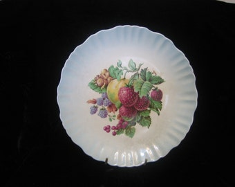 SALE Vintage Old Foley James Kent Ltd 1950s plate