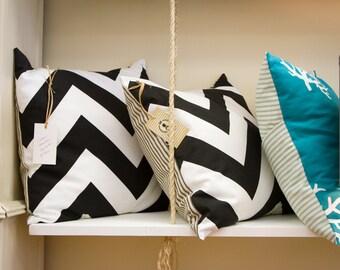 Bold Chevron Pillows