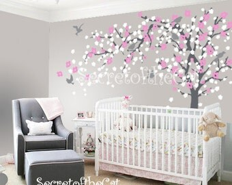 Nursery Wall Decals Etsy - Wall decals for nursery