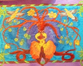 Celtic Tree of Life Chuppah