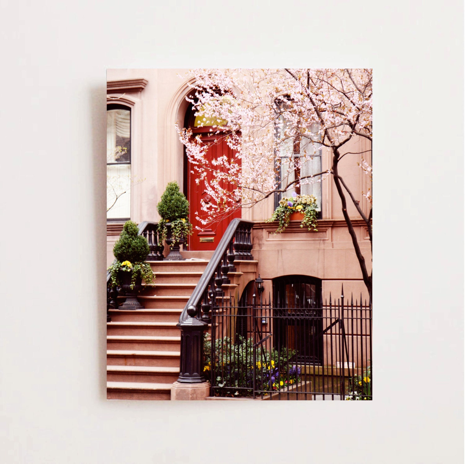 New York City Photography Nyc Print West Village Photo