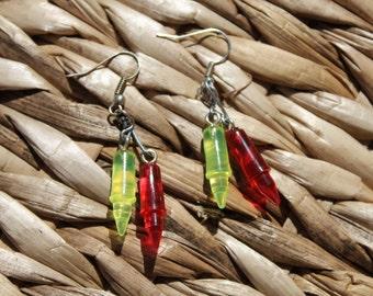 Gryffindor Lite Brite Earrings