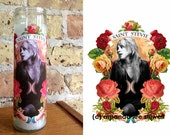 "STEVIE NICKS Altar Candle:  ""Saint Stevie"""