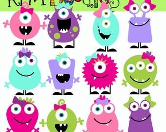 KPM Girly Monsters