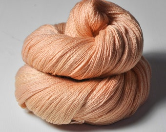 Empty Sundowner - Merino/Silk/Cashmere Fine Lace Yarn