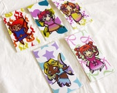 Small Fairy Bookmarks - 5 Designs Available